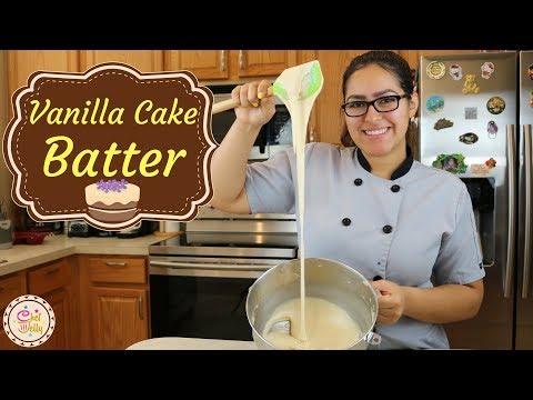 Cách làm bánh vani với máy trộn bột midimori