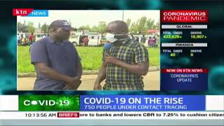 Combating Covid-19: The largest open-air market in Nyanza region Kibuye shut