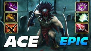 Ace EPIC Bloodseeker - Dota 2 Pro Gameplay