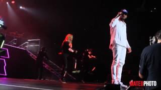 "Chris Brown ""She Ain't You"" Live at Megaton Mundial 2013"