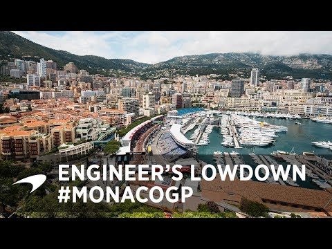 Engineer's Lowdown with Will Joseph | Monaco GP