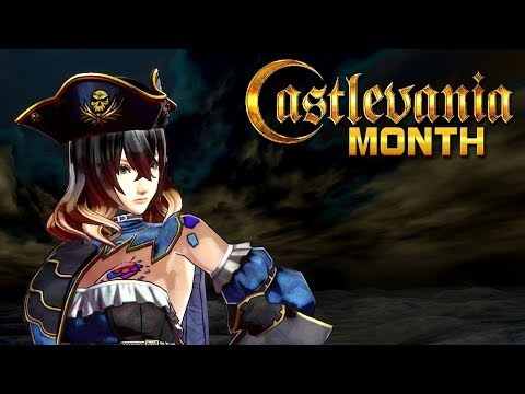 Bloodstained: Ritual of the Night (Beta) - CastleMaynia (Castlevania Month 2019)