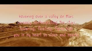 Valley on Mars