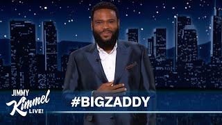 Guest Host Anthony Anderson on Being a Zaddy, New Emojis & Teaching Guillermo to Golf