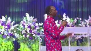 HEALING AND DELIVERANCE SERVICE. 13.04.2021