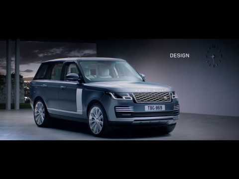New Range Rover – Design, Technology and Performance