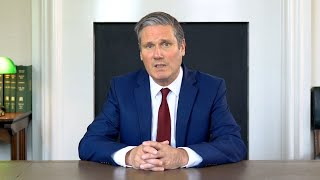 video: Watch: Keir Starmer says PM's lockdown exit has no 'clear direction'