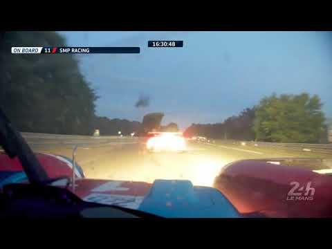 2018 24 Hours of Le Mans - Night ride with Jenson Button