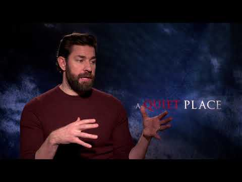 Blackfilm.com Quiet Place Interview with Director/ writer John Krasinski
