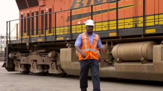 Careers at BNSF: Darnell Reid, Mechanical Foreman