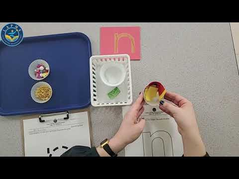 Online Kindergarten the Montessori Way  - For 3 to 4.5 Year Old Children - Learn & Play Montessori