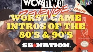 Video Games of Old: The Worst Intro Sequences of the '80s and '90s. thumbnail