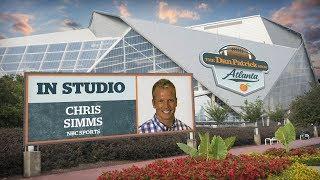 Chris Simms Talks Brady, Belichick, McVay & More w/Dan Patrick   Full Interview   1/28/19