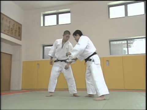 古賀 稔彦 TOSHIHIKO KOGA - SODE TSURI KOMI GOSHI