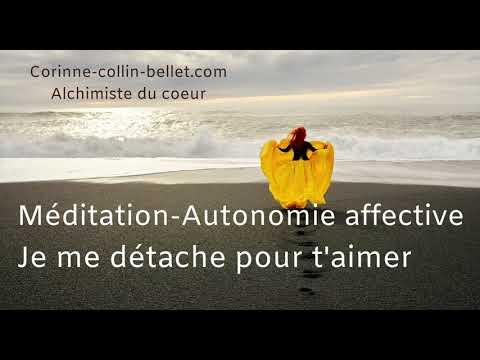 Méditation sur le détachement affectif