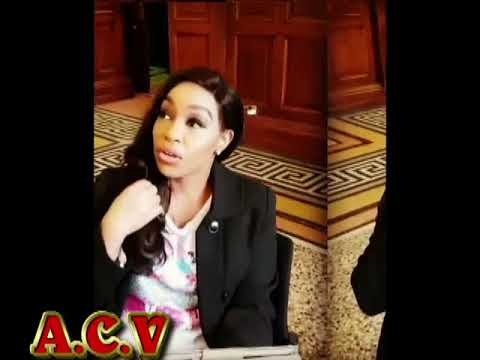 Rita Dominic Spotted in White House For a Movie Shooting