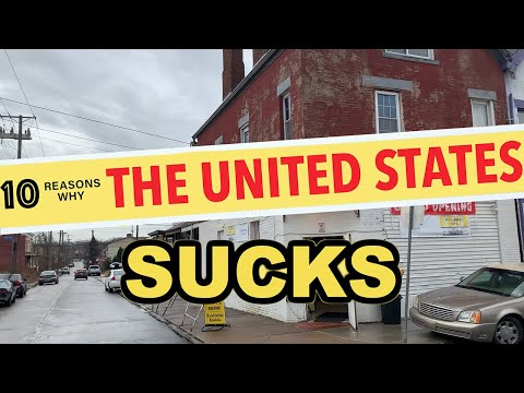 , title : '10 Reasons Why You Should NEVER Move to the United States
