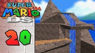 Super Mario 64 DS ITA [Parte 20 - Monte Gigante]