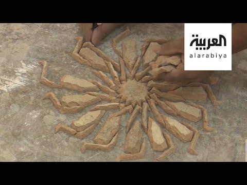 العرب اليوم - شاهد: الصناع التقليديون في المغرب يعودون لأعمالهم