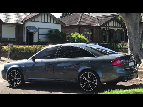 Audi A6 4.2 V8 Quattro Amazing New Rims