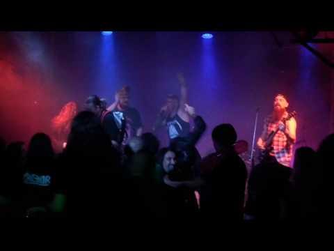 PORKY VAGINA -Farma Kulawego Prosiaka live- Protokultura Gdansk 2017 online metal music video by PORKY VAGINA
