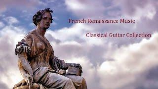 FrenchRenaissanceMusic-ClassicalGuitarCollection:21Composersルネサンス音楽集《フランス》:21人の作曲家