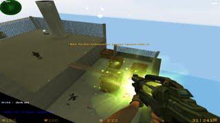 Counter Strike Zombie Escape Mod - Map: ze_parkour_fabi
