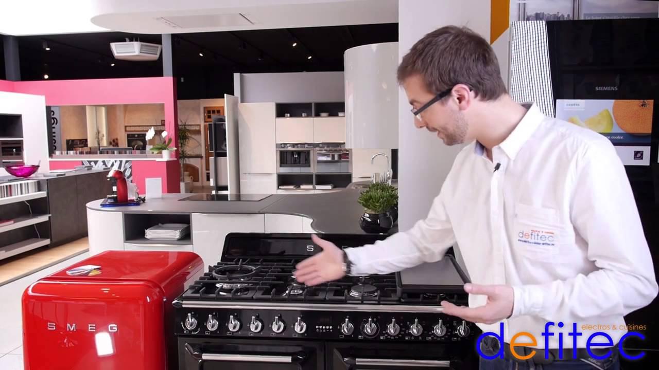 Thomas vous présente les cuisinières