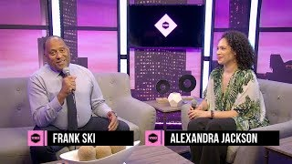 Breaking News! Singer Alexandra Jackson, Daughter of Famed Atlanta Mayor, Speaks and Sings to Frank