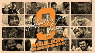 Celebrating 9 Million+ Subscribers - Thank you for Love ????