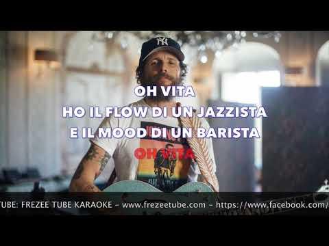 , title : 'Jovanotti - Oh, vita! - Karaoke con testo'