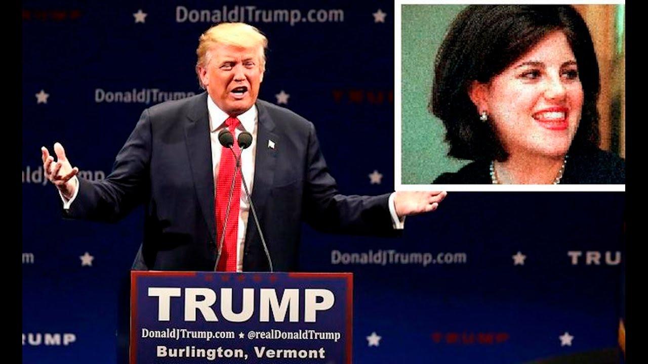 LEAKED MEMO: Trump Campaign's Monica Lewinsky Strategy thumbnail