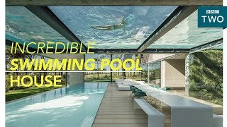 Inside The Luxury Two Swimming Pool House - Worlds Most Extraordinary Homes - BBC Two