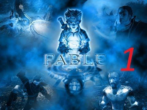 Fable the lost chapters прохождение серия 1 (Сказка начинается)