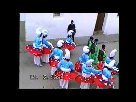 Carnavales - Maria Sanchez Martin