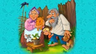 """""""Репка"""" #4  Веселые сказки для детей. Сказки народов мира. Рассказы с красочными картинками 2019"""