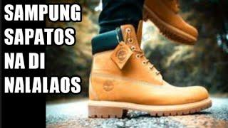 10 klase ng sapatos na hindi nalalaos sa pormahan ng HipHop...