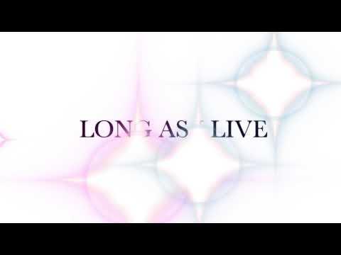 Toni Braxton - Long As I Live (OFFICIAL LYRIC VIDEO)