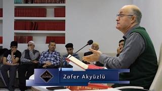 Zafer Akyüzlü - Kalpler Nasıl Mühürlenir -  Risale-i Nur Külliyatı