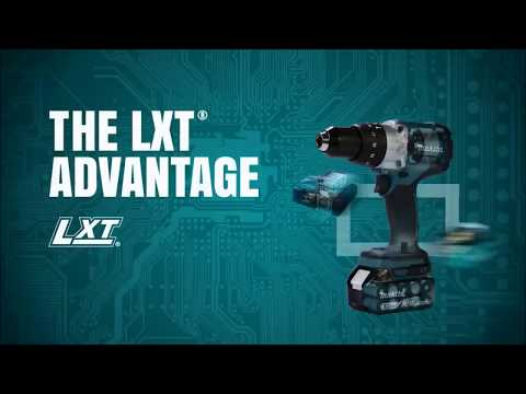 Makita LXT Lithium-Ion Battery Overview