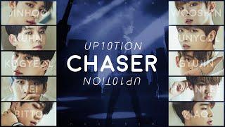 UP10TION (업텐션) - CHASER [KAN/ROM/ENG LYRICS]