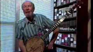 How To Play The 5-String Banjo by Pete Seeger