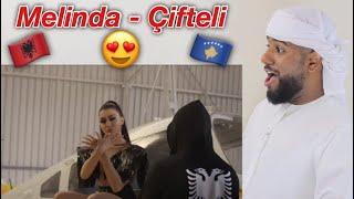 ARAB REACTION TO ALBANIAN MUSIC BY Melinda   Çifteli **BEAUTIFUL**