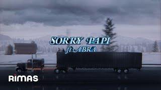 BAD BUNNY x ABRA - SORRY PAPI | EL ÚLTIMO TOUR DEL MUNDO [Visualizer]