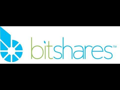 Введение в BitShares, часть 1