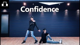 Chris Brown - Confidence / dsomeb Choreography & Dance