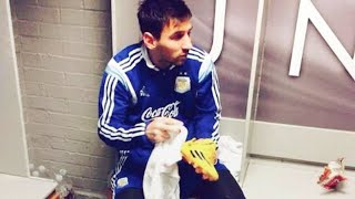 When Lionel Messi Was Bullied In Barcelonas Dressing Room   Oh My Goal