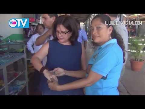 Masaya recibe y hace recorrido a Ministra de Cultura de Cuba