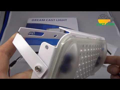 Projecteur LED 50W étanche IP67 à 12euros