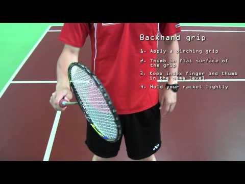 badminton lezione 1